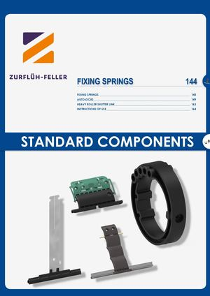 Eng Fixing Springs Sous Famille