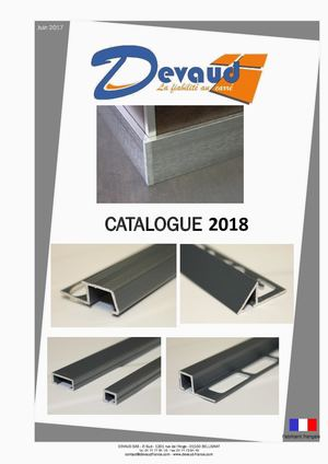 Catalogue Devaud Juin 2017