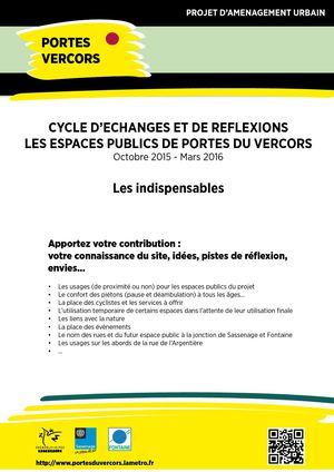 """""""Les Indispensables"""" Portes du Vercors"""