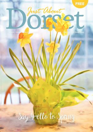 Just About Issue 28 - March and April