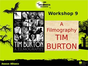 Prasentation Tim Burton