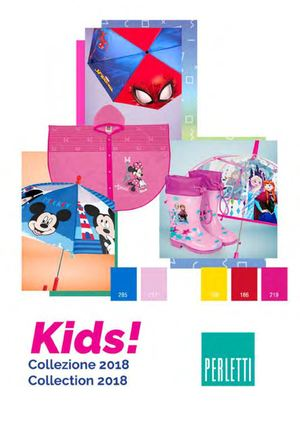 Perletti Catalogue Kids 2018