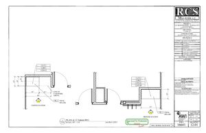 SHOP DRAWINGS 16641Q [744]