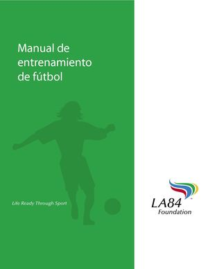 La84spanish Soccer Manual