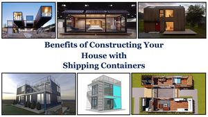 Container Homes Suppliers and Dealers in UAE