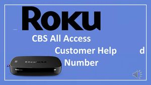 Cbs All Access Help Service Number +1 855 430 3276