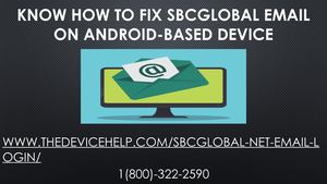 Sbcglobal Net Email Login (Toll Free) 1(800)-322- 2590
