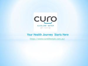 Curo Lifestyle - Best Natural Alkaline Water