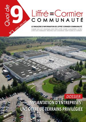 Magazine intercommunal : Quoi de 9 n°1