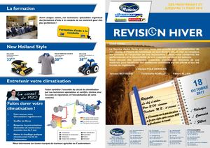 Mailing Revison Recolte Nh