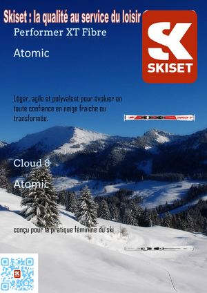Skiset Catalogue