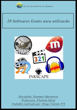 20 Softwares Gratis