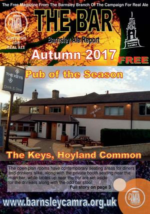 The BAR - Autumn 2017