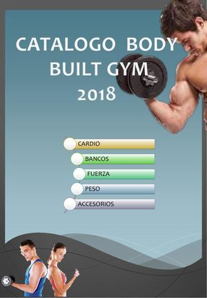 Catalogo Gym