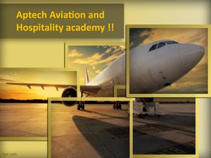 Aptech Aviation -Airline Courses in Chandigarh