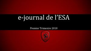 E Journal Esa