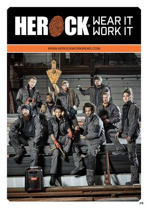 Herock Workwear catalogue 2018