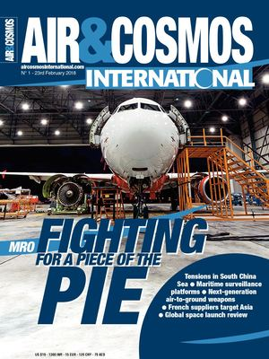 Air & Cosmos International issue #1