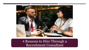 Recruitment Consultant Services in UAE