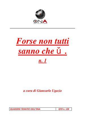 Calaméo - Qto 128 Ugazio Forse Non Tutti Sanno Che... n.1 aeffec39df6