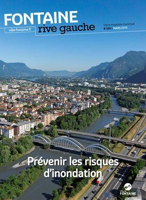 Fontaine Rive Gauche 326 Mars 2018