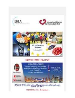 EHLA Newsletter-An Update From Brussels February 2018