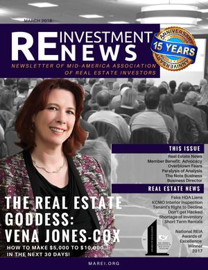Re Investment News March 2018