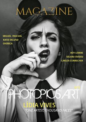 PHOTOPICS ART MAGAZINE N3