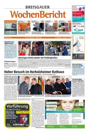 Calameo Breisgauer Wochenbericht