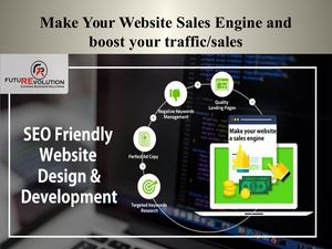 Make Your Website Sales Engine And Boost Your