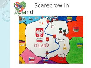 Scarecrow In Poland
