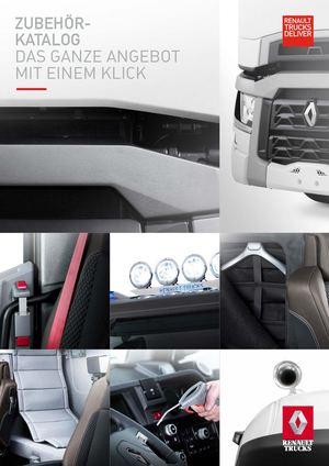 Calaméo - ACC_Zubehör-Katalog Renault Trucks-DE