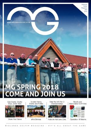 Issue 54 Midlands Golfer