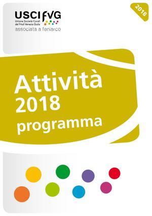 Calaméo - Usci Fvg - Programma attività 2018 1d52124c96
