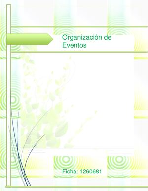 Cartilla Final Eventos