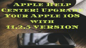 Apple Help : Upgrade Your Apple I Os With 11 2 5