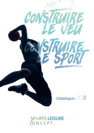 Sports Leisure Concept  Catalogue 2018 2019