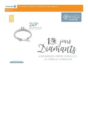 Catalogue bijoux saint valentin
