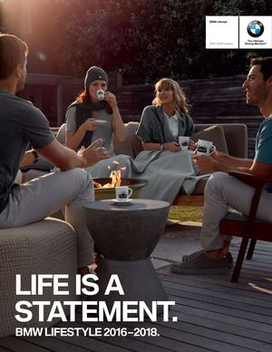 BMW Lifestyle Catalog