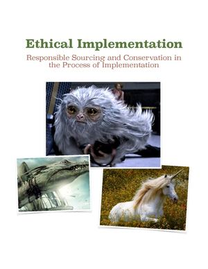 Ethical Implementation