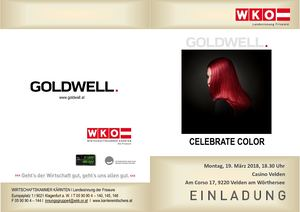 Einladung Final 2 Celebrate Color Goldwell