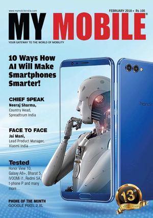 Calaméo - My Mobile Magazine February 2018