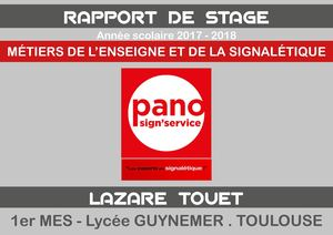 Pdf Rapport Stage Pano Vers Web Compressed