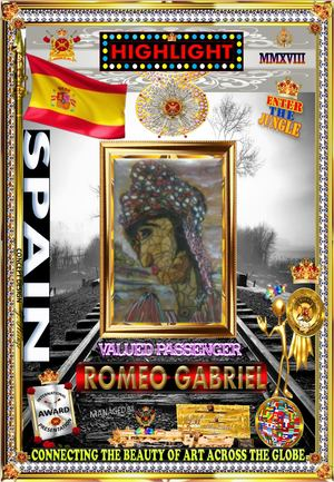 Romeo Gabriel‎‎‎‎‎ FROM SPAIN