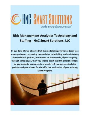 Governance Risk And Compliance - HnC Smart Solution