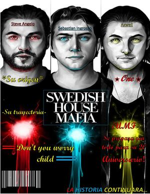 Swedish House Mafia Revistadig