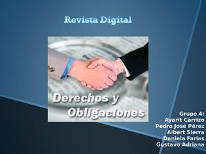 Revista Teoria General De Las Obligaciones