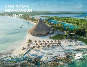 Discover Club Med Cancun Yucatan, Mexico