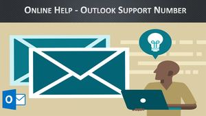 Outlook Technical Support Number +1-855-505-7815