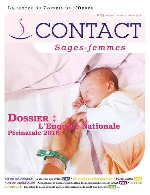 Contact sages-femmes n°53